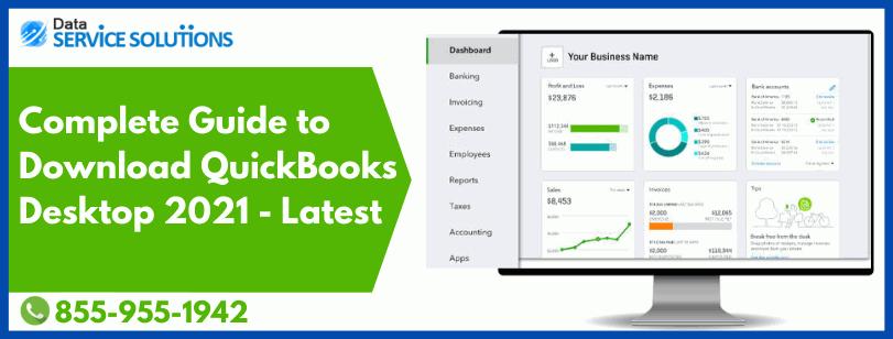 Download QuickBooks Desktop Pro