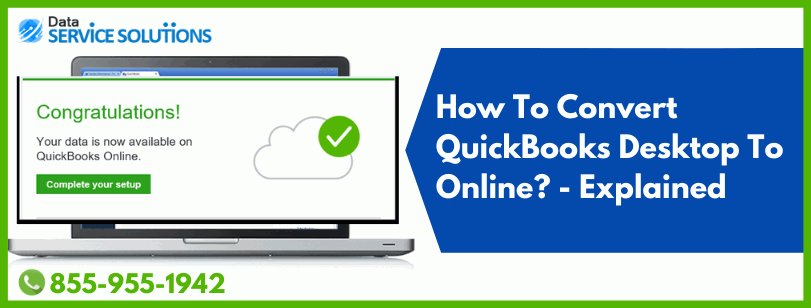 Move From QuickBooks Desktop to Online