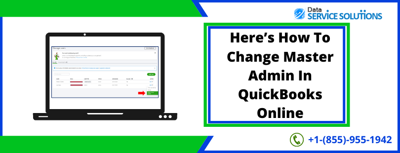 Transfer quickbooks ownership to another user